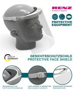 Gesichtsschutzschild