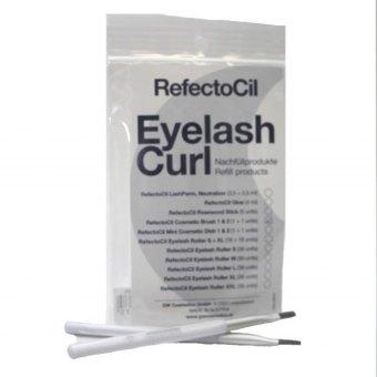 Kosmetikpinsel Eyelash (silber, 2er Pkg.) Refill
