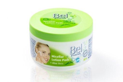 Bel Cosmetik Lotion Pads 30 Stk. grün