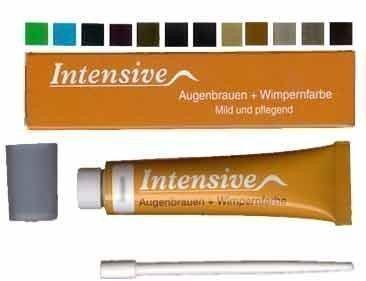Intensive AWF braun, 20 ml braun