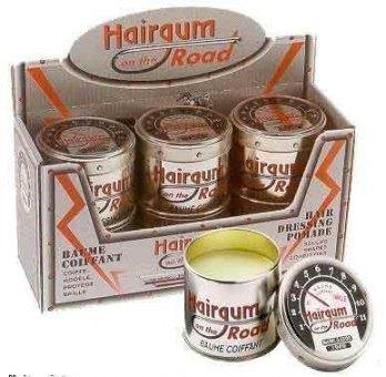 Hairgum Road Pomade Vanille Dose, 100g vanille